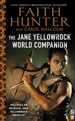 The Jane Yellowrock World Companion